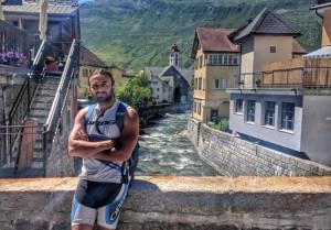36χρονος φυσικός από την Κοζάνη διένυσε την «καρδιά» της Ευρώπης με ποδήλατο