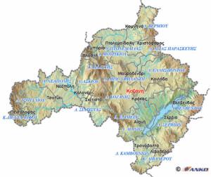 250 χλμ. οδικού δικτύου της Π.Ε. Κοζάνης περιλαμβάνει το έργο συντήρησης που υπεγράφη από τον Θ. Καρυπίδη