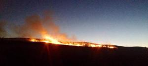 Γιάννενα: Μεγάλη πυρκαγιά κοντά στη γαλακτοβιομηχανία Δωδώνη