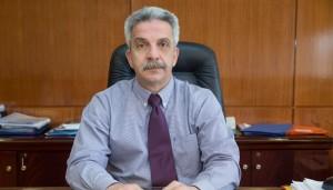 Στα Γρεβενά ο Γενικός Γραμματέας Δημόσιας Τάξης Δημήτρης Αναγνωστάκης συνοδεία του Αρχηγού της Ελληνικής Αστυνομίας  Κωνσταντίνο Τσουβάλα