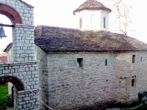 Ιερά Μονή Παναγίας Κλαδόρμης – Φούρκα Ιωαννίνων – Πότε την επισκέφθηκε ο Εθνομάρτυρας Μητροπολίτης Γρεβενών Αιμιλιανός