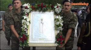 Εορτάστηκε η μνήμη του Αγίου Κοσμά του Αιτωλού (video)
