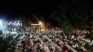 34η Γιορτή Κρασιού στο Τρίκωμο : μεγάλη επιτυχία, χάρη στον γρεβενιώτικο λαό.