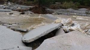 Oι τετραήμερες καταιγίδες κατέστρεψαν το οδικό δίκτυο των Γρεβενών – φωτορεπορτάζ