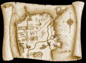 Πωλούν ψεύτικους χάρτες για μυθικούς θησαυρούς σε περιοχές της Ηπείρου