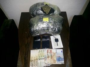Κρυσταλλοπηγή Φλώρινας: Σύλληψη δυο ατόμων για εισαγωγή, μεταφορά και κατοχή ναρκωτικών ουσιών