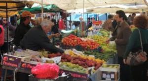 Ανανέωση αδειών επαγγελματιών πωλητών Λαϊκών Αγορών.