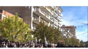 Οι εκδηλώσεις για την απελευθέρωση της πόλεως των Γρεβενών στις 13 Οκτωβρίου 1912(βίντεο)