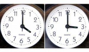 Αλλαγή ώρας 2016: Πότε γυρίζουμε τα ρολόγια μας μία ώρα πίσω