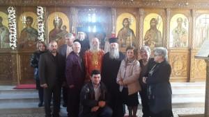Ο Σεβασμιώτατος Μητροπολίτης Γρεβενών λειτούργησε στον Ιερό Ναό Αγίου Δημητρίου Αμυγδαλιών