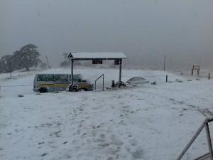 Στα λευκά τα Ορεινά Γρεβενά – Χιόνια στην Βασιλίτσα !!! (φωτογραφίες)