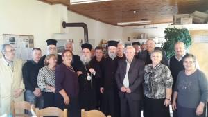 Ιερά Μητρόπολη Γρεβενών : Στην Παναγιά την περασμένη Κυριακή ο Σεβασμιώτατος Μητροπολίτης κ.κ. Δαβίδ
