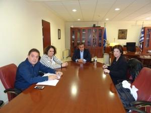 Θέματα ισότητας των φύλων και βελτίωσης των δομών για στήριξη των γυναικών θυμάτων βίας, συζητήθηκαν στην Περιφέρεια Δυτικής Μακεδονίας, παρουσία της Γενικής Γραμματέα Ισότητας Φωτεινής Κούβελα. (βίντεο)