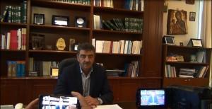 Γ. Δασταμάνης: Συνέντευξη τύπου για την έλευση φυσικού αερίου στα Γρεβενά