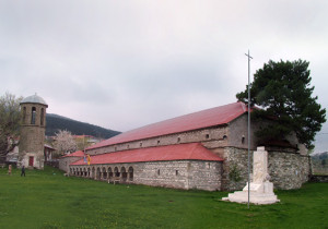 Ιερά Μητρόπολη Γρεβενών: Εργασίες συντήρησης του ιστορικού Ι.Ν. Μεγάλης Παναγίας Σαμαρίνης Γρεβενών.(φωτογραφίες)