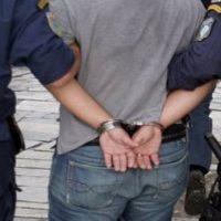 Σύλληψη επ΄ αυτοφώρω 41χρονου στην Πτολεμαΐδα για απόπειρα κλοπής