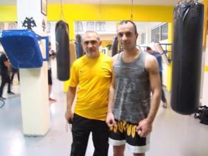 Στην ομάδα της ΑΕΚ πυγμαχίας ο Γρεβενιώτης Γιώργος Ηλίας