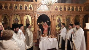 Ιερά Μητρόπολη Γρεβενών: Στον Πανηγυρικό Εσπερινό του Αγίου Νεκταρίου στον Βατόλακκο Γρεβενών χοροστάτησε ο Σεβασμιώτατος Μητροπολίτης Γρεβενών κ. Δαβίδ