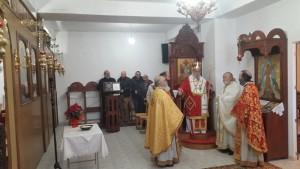 Ιερά Μητρόπολη Γρεβενών: Πανηγυρικός Εσπερινός για την Εορτή της Αγίας Αναστασίας της Φαρμακολυτρίας στο Μ. Σειρήνι Γρεβενών χοροστατούντος του Σεβασμιωτάτου Μητροπολίτου κ.κ.Δαβίδ