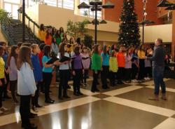 Μουσικό σχολείο Σιάτιστας: Τελευταία εβδομάδα εκδηλώσεων και σχολικής ζωής του 2016….