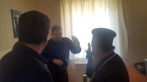 Το Ειδικό Σχολείο Γρεβενών επισκέφθηκε ο Σεβασμιώτατος Μητροπολίτης μας κ. Δαβίδ (φωτογραφίες)