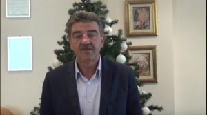 Οι ευχές του Δημάρχου Γρεβενών κ. Γ. Δασταμάνη για το νέο έτος(βίντεο)