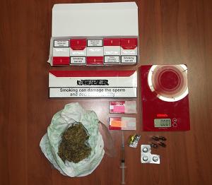 Σύλληψη 38χρονου σε περιοχή των Γρεβενών για παραβάσεις των νόμων περί ναρκωτικών, όπλων και τελωνειακού κώδικα