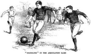 Η «γέννηση» του ποδοσφαίρου το 1864 και οι κανονισμοί που έφτασαν μέχρι τις μέρες μας (φωτογραφίες)
