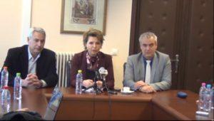 Η συνέντευξη τύπου της Όλγας Γεροβασίλη-Βλέπουμε τις δημοσκοπήσεις για να βελτιωνόμαστε (βίντεο)