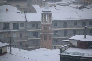 Συνεχίζεται η κακοκαιρία και στο Νομό Γρεβενών. Στους -7 το θερμόμετρο στα Γρεβενά. Στους -15 στα χωριά