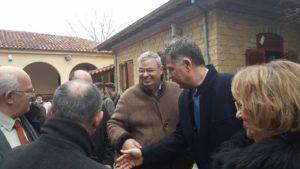 Με τον Περιφερειάρχη Ηπείρου Αλέκο Καχριμάνη και τον Δήμαρχο Μετσοβου Κώστα Τζαφέα στην πλατεία της Εράτυρας συναντήθηκε ο Αντιπεριφερειάρχης Γρεβενών (Φωτογραφίες)