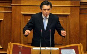 Με απόφαση Μητσοτάκη ο βουλευτής Κοζάνης Γιώργος Κασαπίδης φεύγει από Τομεάρχης Αγροτικής Ανάπτυξης και Τροφίμων