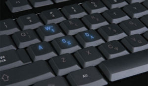 Ξέρετε γιατί υπάρχουν εξογκώματα στα πλήκτρα F και J του πληκτρολογίου;