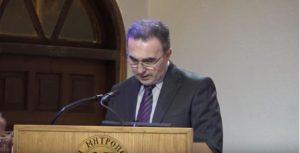 Ομιλία του καθηγητή της Θεολογικής Σχολής του Α.Π.Θ. κ. Συμεών Πασχαλίδη(βίντεο)