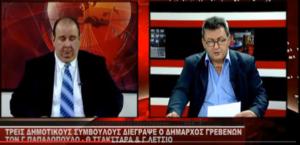 Το δελτίο ειδήσεων του West Channel για τις διαγραφές στο Δήμο Γρεβενών(βίντεο)