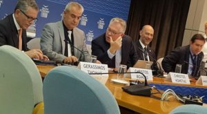 Στο Διεθνές Οικονομικό Φόρουμ στους Δελφούς ο κ. Χρήστος Μπγιάλας (φωτογραφίες)