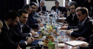 Η συνάντηση του Περιφερειάρχη Δυτικής Μακεδονίας με τον πρωθυπουργό. Το Ταμείο Δυτικής Μακεδονίας και τα υπόλοιπα θέματα που τέθηκαν στον Αλέξη Τσίπρα
