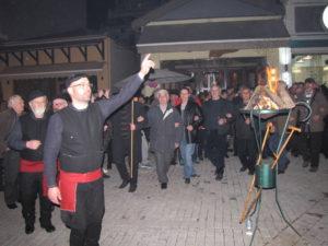 Σύλλογος Γρεβενιωτών Κοζάνης « Ο ΑΙΜΙΛΙΑΝΟΣ»: Φωτογραφίες από τη συμμετοχή του στις εκδηλώσεις της αποκριάς στην πόλη μας