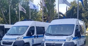 Tα δρομολόγια των Κινητών Αστυνομικών Μονάδων την επόμενη εβδομάδα στα Γρεβενά και σε όλους τους Νομούς της Δ. Μακεδονίας