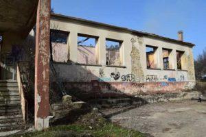 Η βαρβαρότητα της ανευθυνότητας και το πυραναλωμένο ιστορικό Σχολείο του Τσουρχλίου (Αγίου Γεωργίου) !