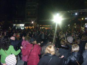 Ευχαριστήριο από το Τμήμα Παραδοσιακών Χορών του Δήμου Γρεβενών