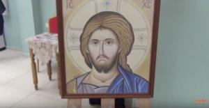 Έκθεση Βυζαντινής Αγιογραφίας στο Πνευματικό Κέντρο Γρεβενών (βίντεο)