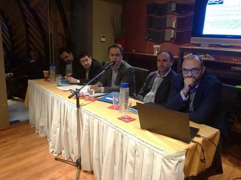 Γρεβενά: Πραγματοποιήθηκε η Νομαρχιακή Συνέλευση (ΝΟΣ) της Νέας Δημοκρατίας