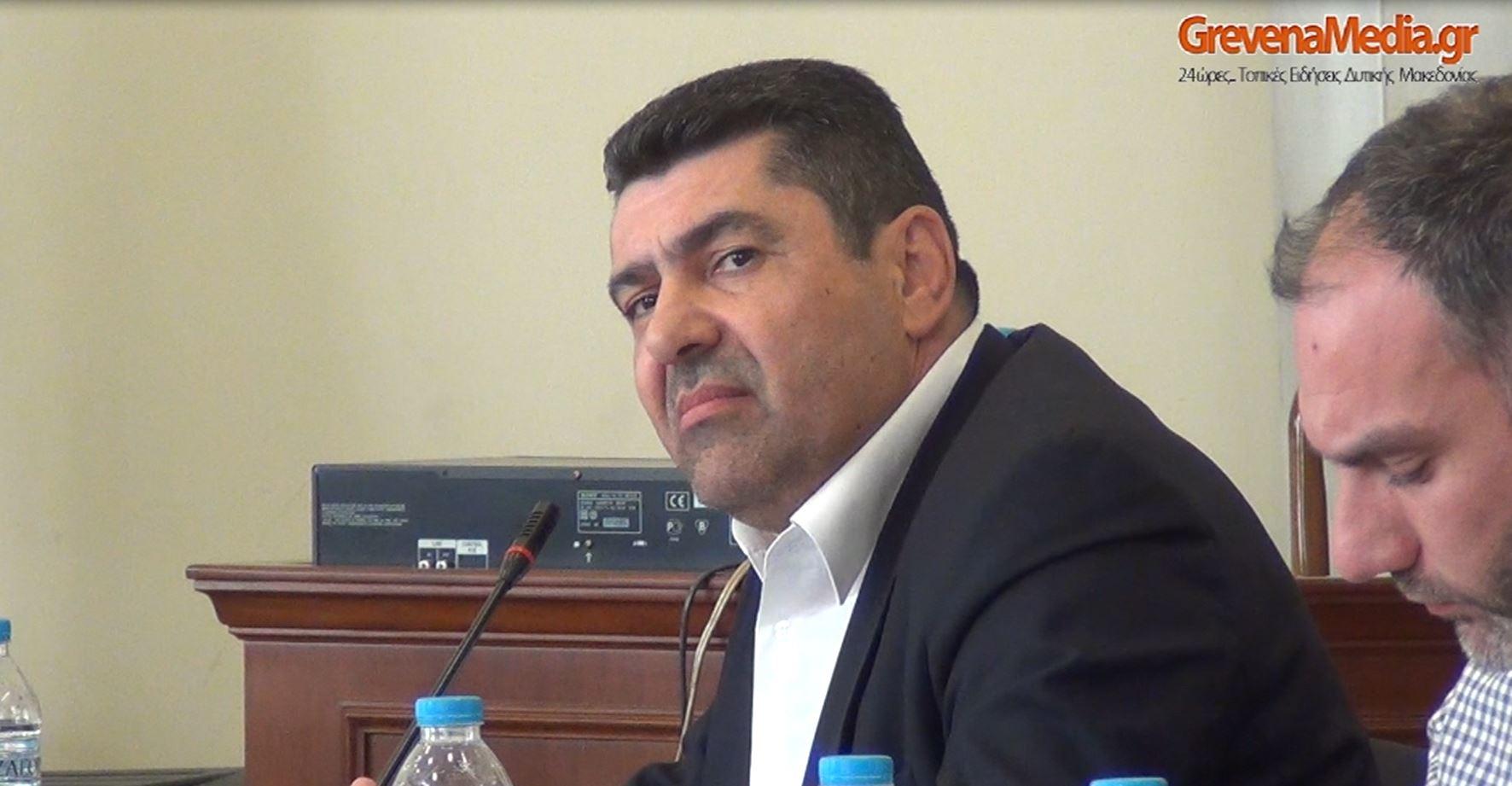 """Δ.Κουπτσίδης προς Γ.Δασταμάνη: """"Διέγραψες πέντε συμβούλους και έχεις την ευθύνη για την μη κανονική λειτουργία του δημοτικού συμβουλίου"""""""