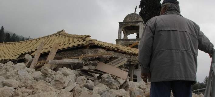 Ερευνα: Πάνω από το 80% του πληθυσμού της Ελλάδας κινδυνεύει από σεισμό