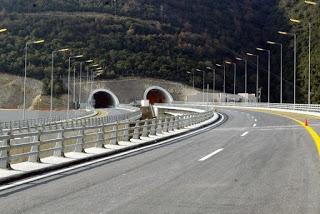 Κυκλοφοριακές ρυθμίσεις στην Εγνατία Οδό έως τον Νοέμβριο