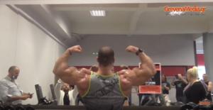 Ο Νίκος Μουσουνίδης Πρωταθλητής Ελλάδας στο Body Building στα Γρεβενά(βίντεο)