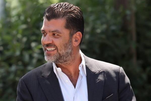 Στην κηδεία του πρώην πρωθυπουργού Κωνσταντίνου Μητσοτάκη παρευρέθη ο Ανδρέας Πάτσης