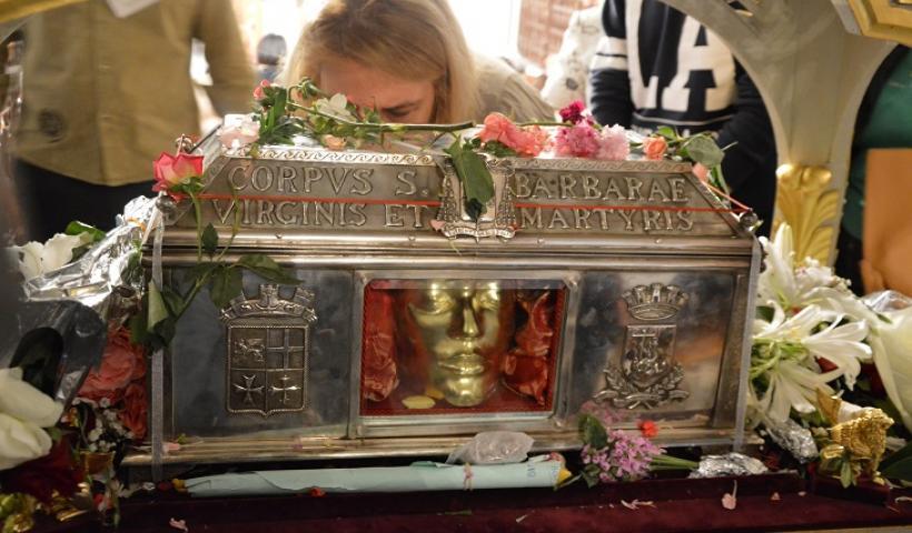 Η Ιερά Μητρόπολη Γρεβενών, διοργανώνει προσκυνηματική εκδρομή στην Αθήνα, στον Προσκυνηματικό Ι.Ν. Αγίας Βαρβάρας
