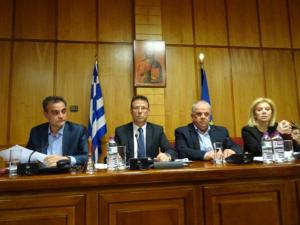 Συνεδρίαση του Περιφερειακού Συμβουλίου της Περιφέρειας Δυτικής Μακεδονίας